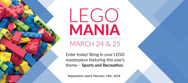 Tillicum Centre's Lego Mania 2017